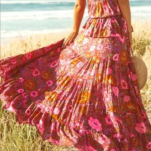 Spell & the Gypsy Desert Daisy Maxi Skirt